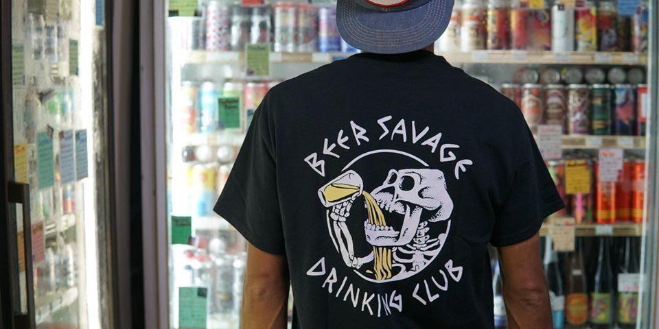 beersavage ドクロ